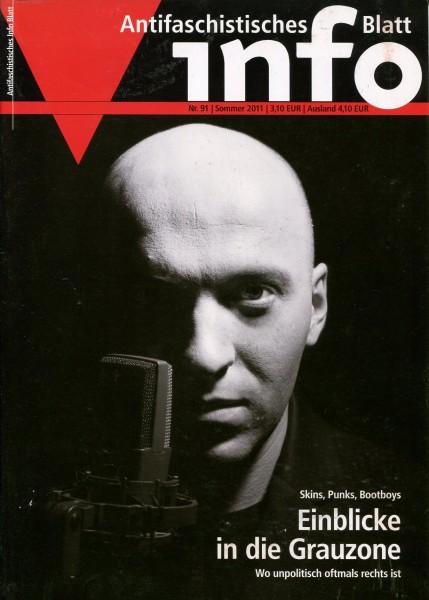 Antifaschistisches Info Blatt Nr.91