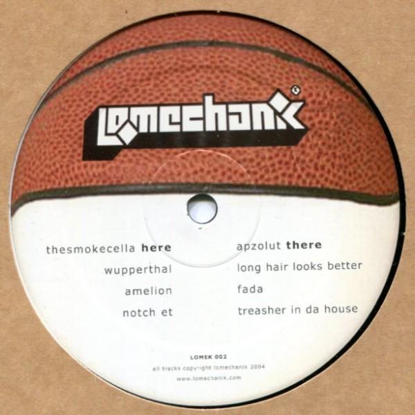 Thesmokecella/Apzolut: Donkey Basketball EP