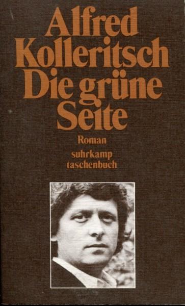 Alfred Kolleritsch: Die grüne Seite