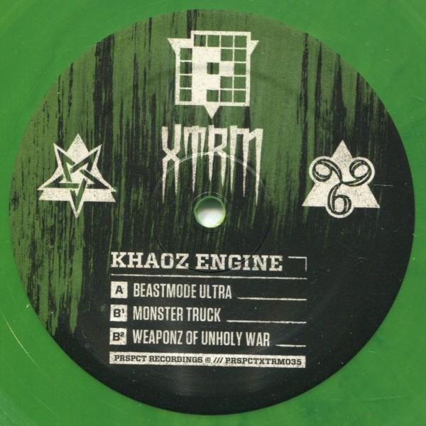 Khaoz Engine: Monster Truck