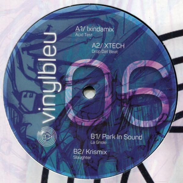 V/A: Vinylbleu 06