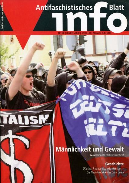Antifaschistisches Info Blatt Nr.80