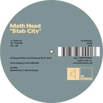Math Head: Stab City