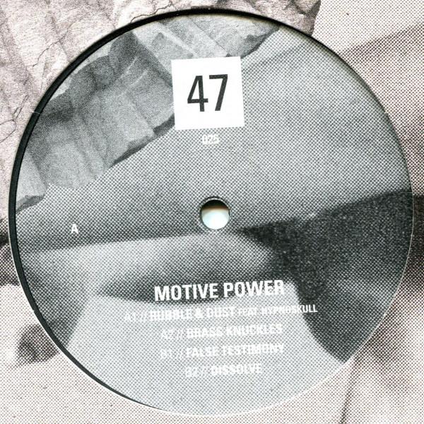 Motive Power: 47025
