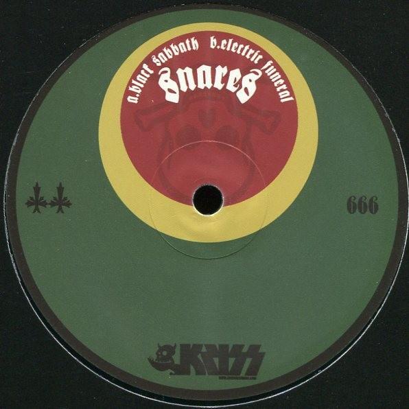"""Snares: Sabbath Dubs 10"""""""