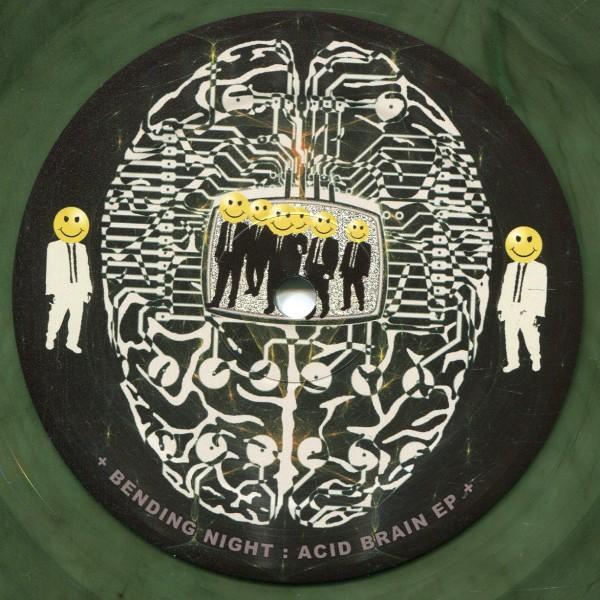 ABLK: Bending Night : Acid Brain EP
