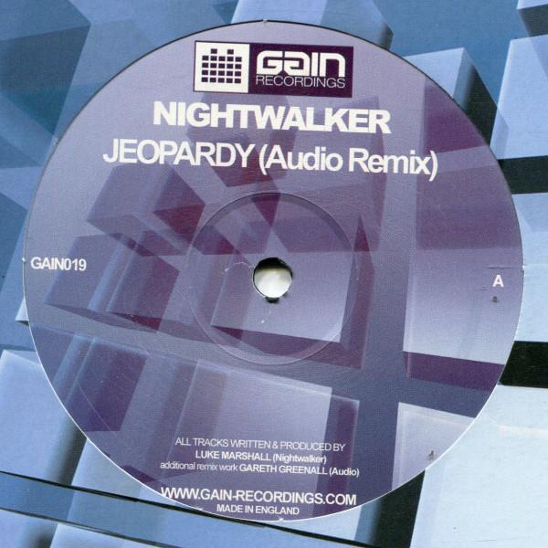 Nightwalker: Jeopardy (Audio Remix)/Crazy Head VIP