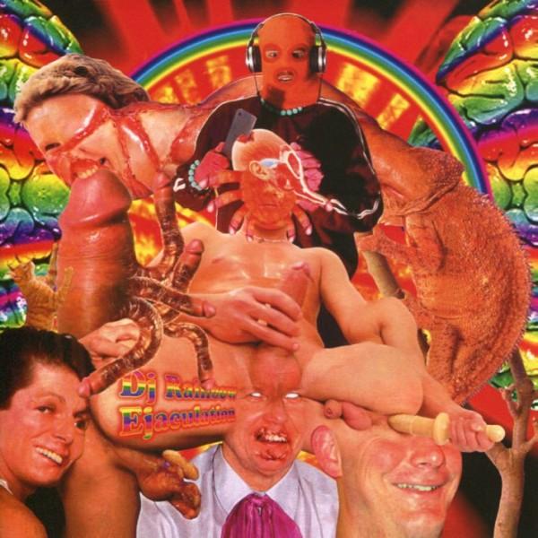 DJ Rainbow Ejaculation: s/t CD