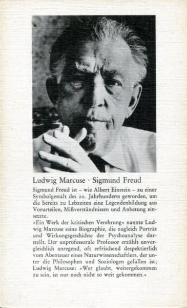 Ludwig Marcuse: Sigmund Freud - Sein Bild vom Menschen