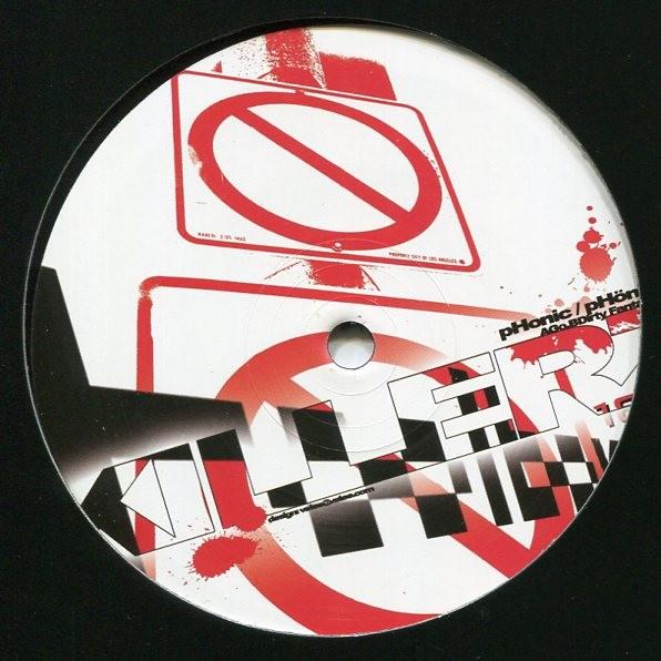 Phonic/Phönki: Go Go Go/Dirty Phantasy