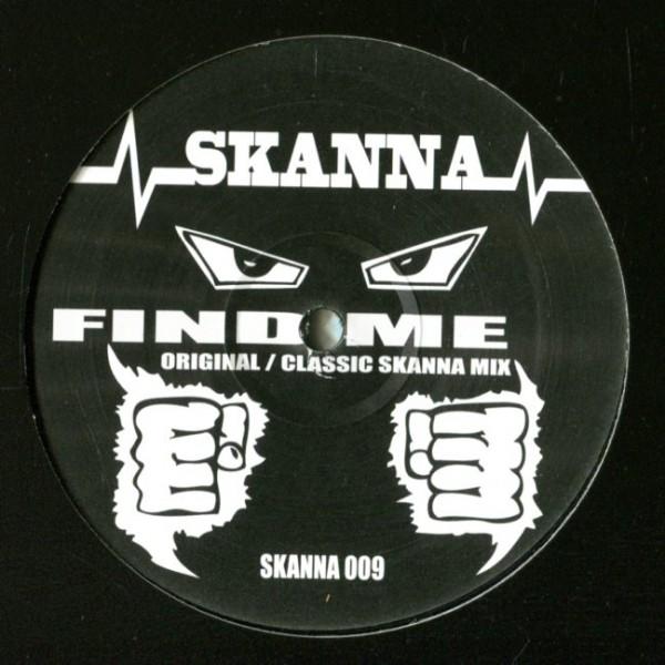 Skanna: Find Me