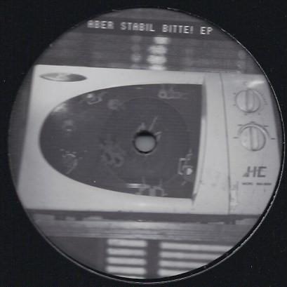 I.N.D./ Time Scale Delation Lab/Bartoz: Aber Stabil Bitte ! EP