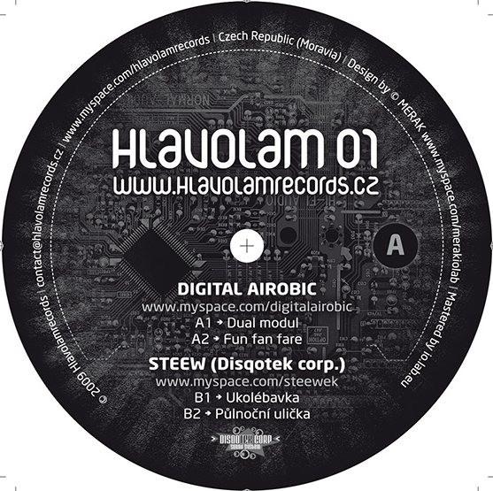 Digital Airobic vs Steew: Hlavolam01