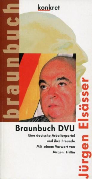 Jürgen Elsässer: Braunbuch DVU