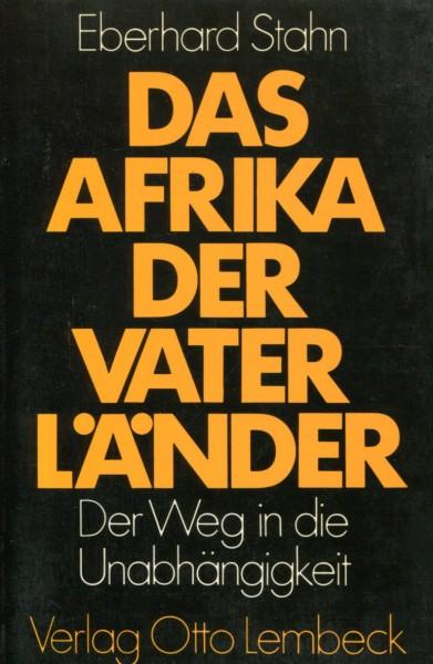 Eberhard Stahn: Das Afrika der Vaterländer