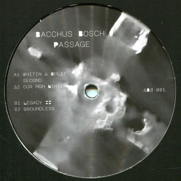 Bacchus Bosch: Passage