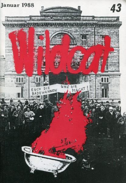 Wildcat 43 - Januar 1988