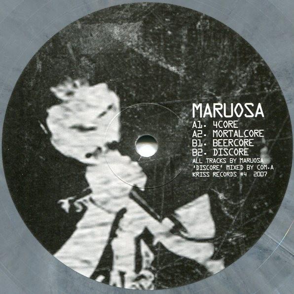 "Maruosa 10"" (Kriss 004)"