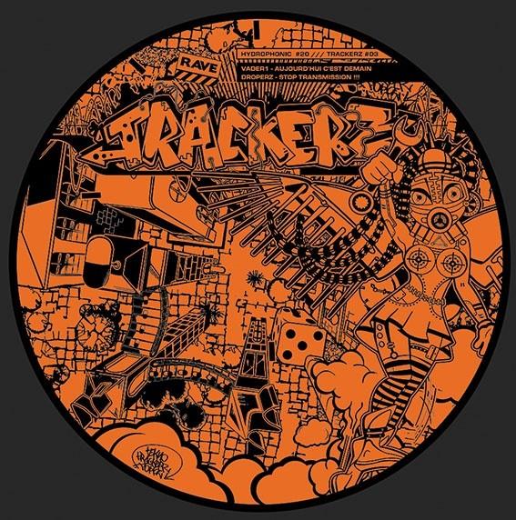 Trackerz: Trackerz 3 (Orange)