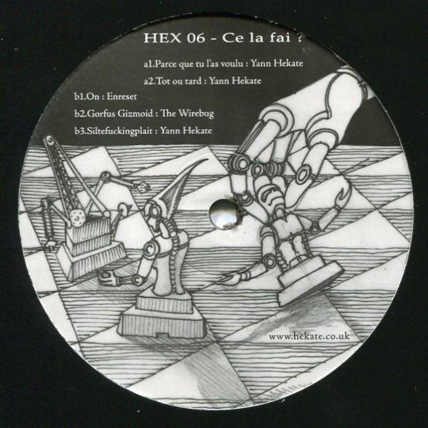 Yann Hekate/The Wirebug: Ce La Fai?
