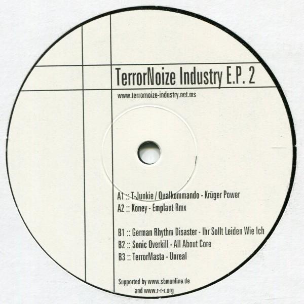 V/A: TerrorNoize Industry E.P.2