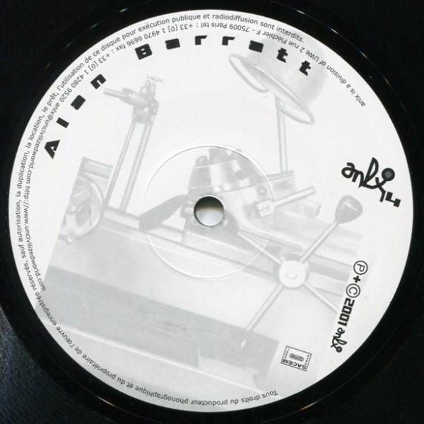 Alan Barratt: The Hard Funk