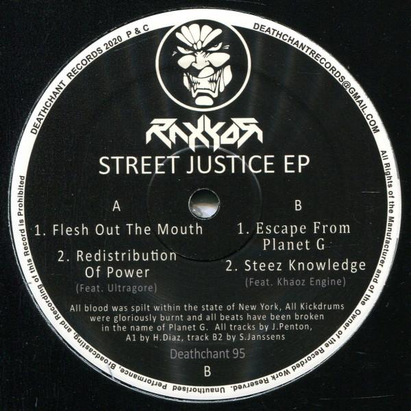 Raxyor: Street Justice EP