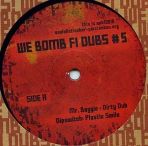 V/A: We Bomb Fi Dubs #5