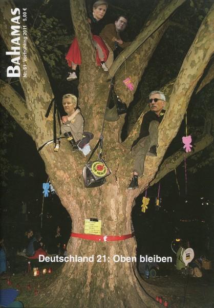 Bahamas 61 - Deutschland 21: Oben bleiben