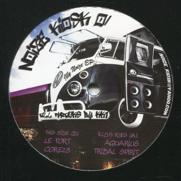 KK1: Illy Noize EP