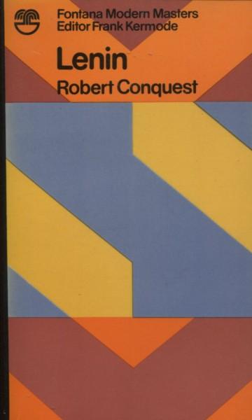 Robert Conquest: Lenin (Fontana Modern Masters)
