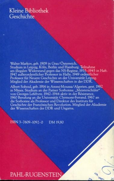 W.Markov/A.Soboul: 1789 - Die Grosse Revolution der Franzosen