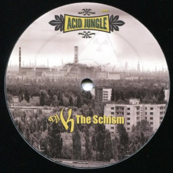 DJ K: The Schism