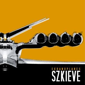 "Szkieve: ékranoplanes · 3""cd"