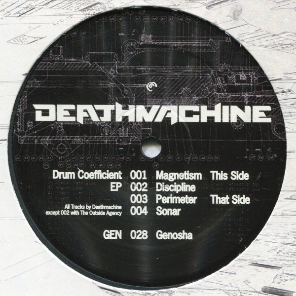 Deathmachine: Drum Coefficient EP