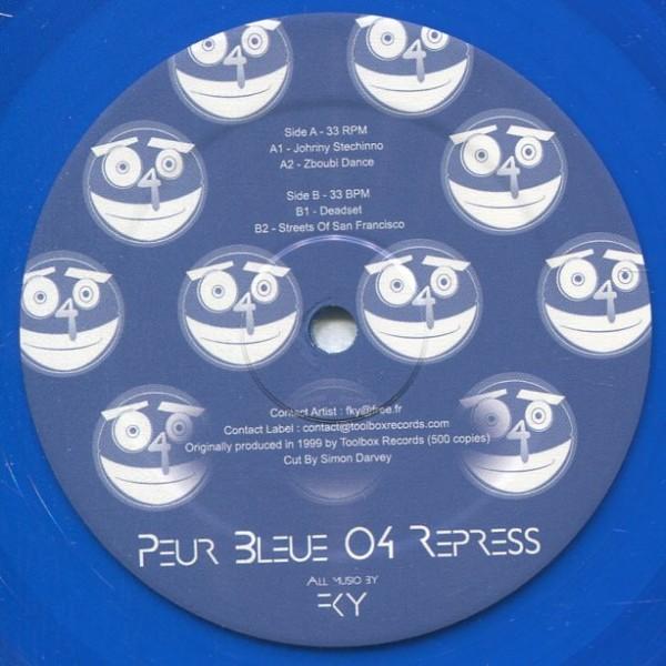 Fky: Peur Bleue 04 Repress