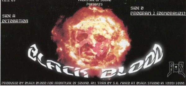 Black Blood: Detentation/Program 2 (Demoralize)