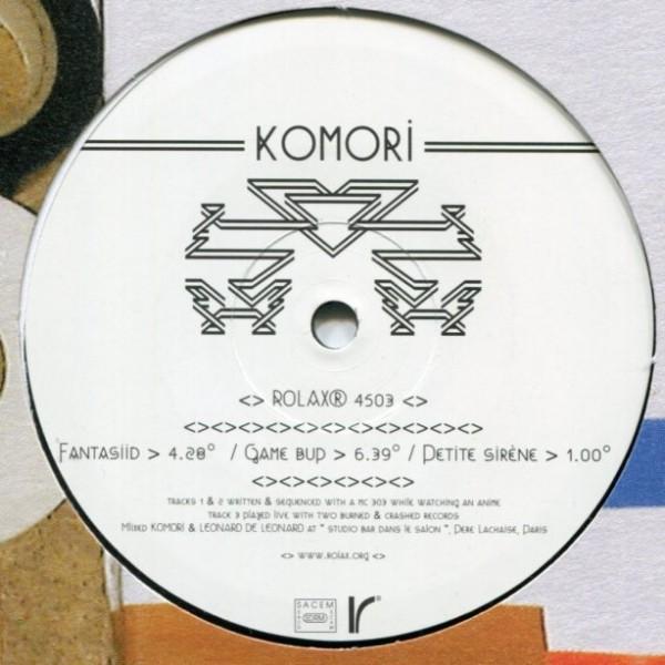 Komori & Toyz R Me Split Ep