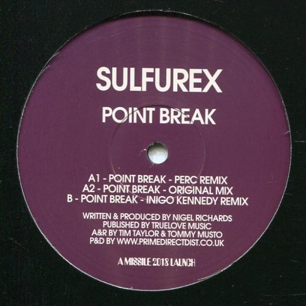 Sulfurex: Point Break