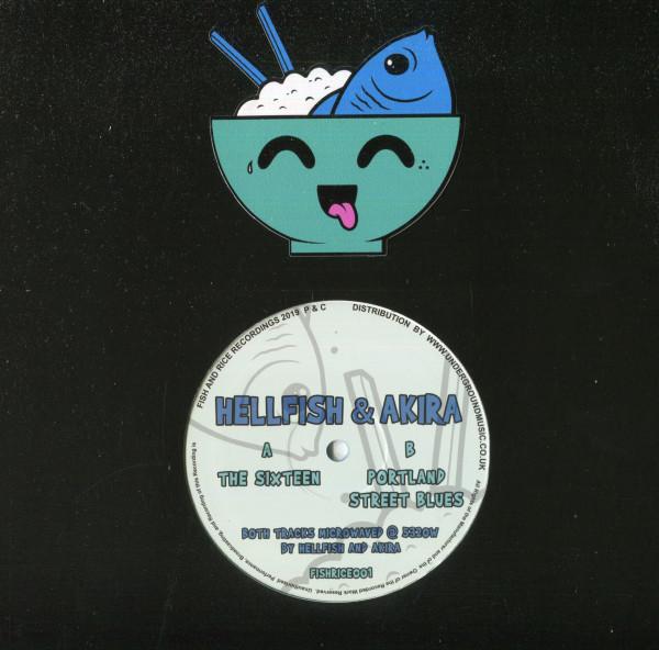 Hellfish & Akira: The Sixteen/Portland Street Blues