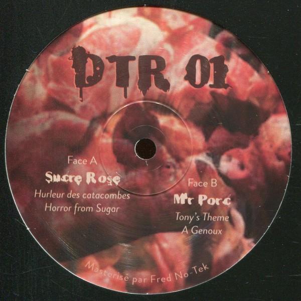 Sucre Rose / Mr. Porc split