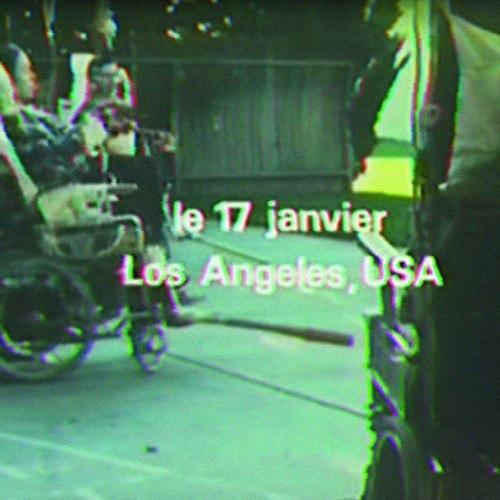 Kareem/Huren: Le 17 Janvier Los Angeles, USA
