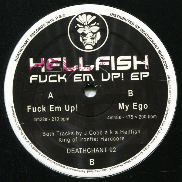 Hellfish: Fuck Em Up! EP