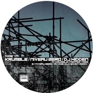 Krumble/DJ Hidden/Niveau Zero