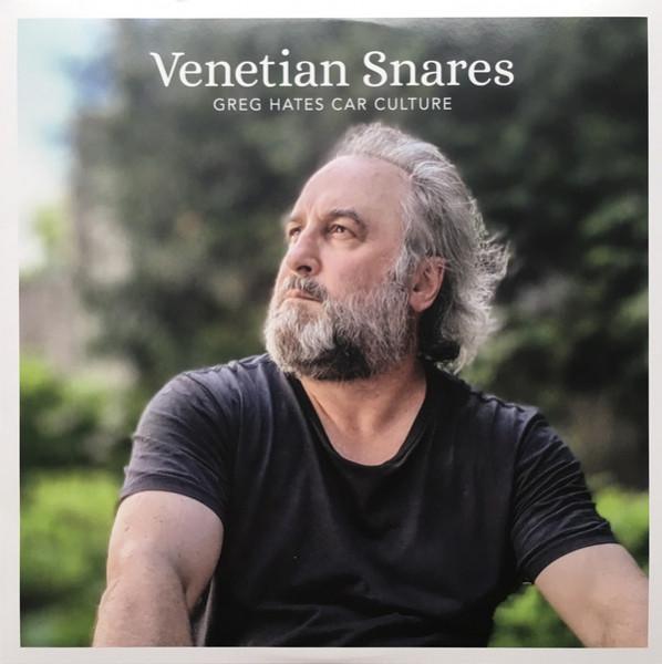 """Venetian Snares: Greg Hates Car Culture 2x12"""""""