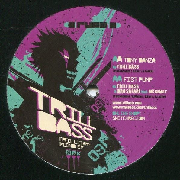Trill Bass: Tony Danza