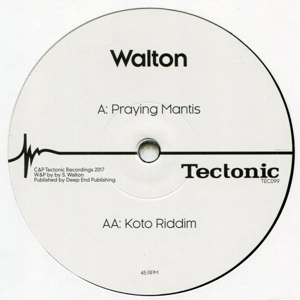 Walton: Praying Mantis / Koto Riddim