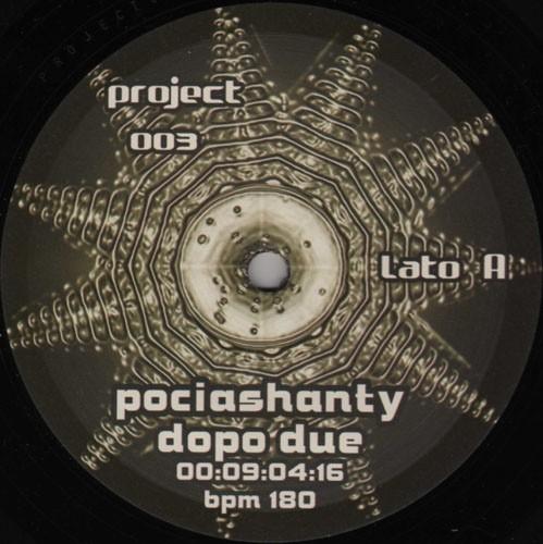 Pociashanty: Project 003