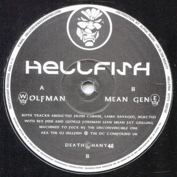 Hellfish: Wolfman/Mean Gene