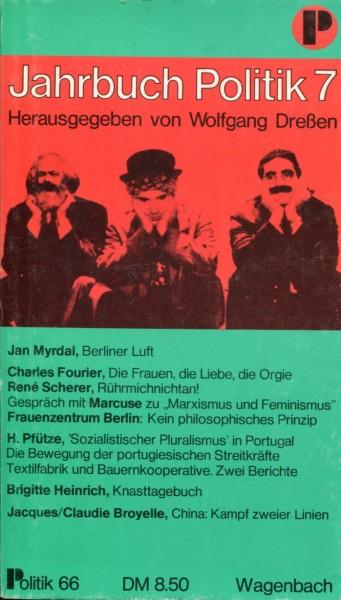 Jahrbuch Politik 7 (1976)